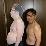 キャイ~ンの天野から学ぶ14.5kgダイエットの秘密。それはライザップにあり!